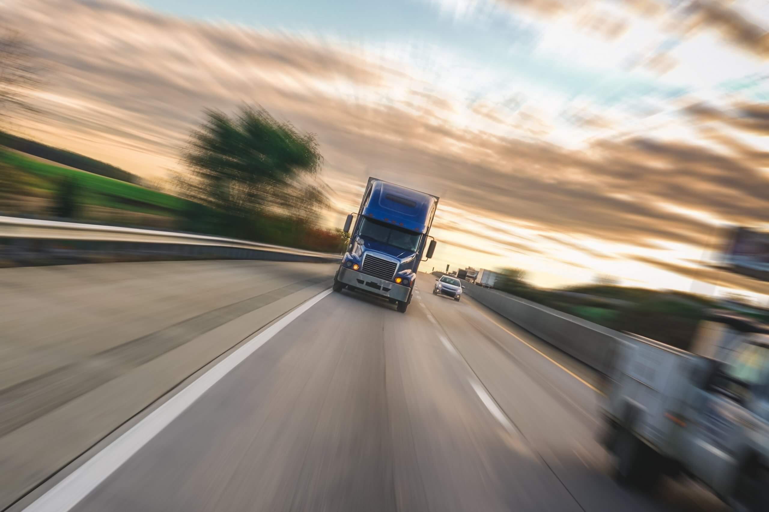 Truck Accident California